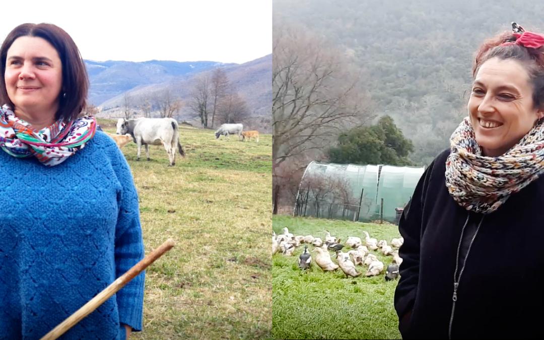 Installation féminine dans les Pyrénées-Orientales : 2 éleveuse témoignent